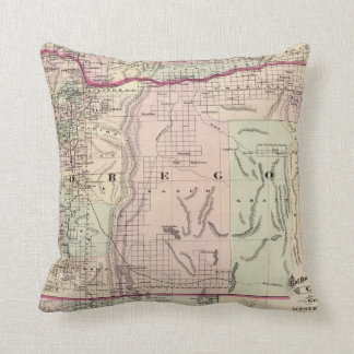 Oregon 6 cushion