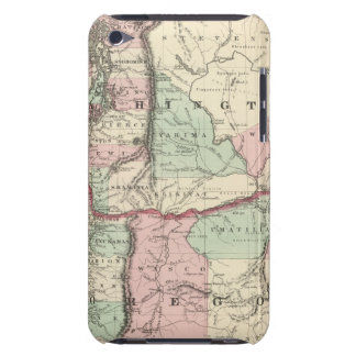 Oregon and Washington iPod Case-Mate Case