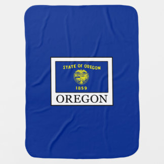 Oregon Baby Blanket