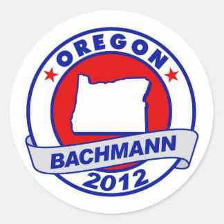 Oregon Bachmann Stickers