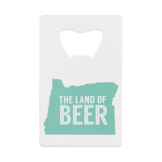 Oregon Beer Bottle Opener
