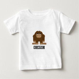 Oregon Bigfoot Baby T-Shirt