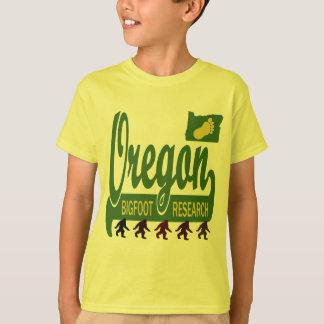 Oregon Bigfoot Research T-Shirt