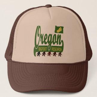 Oregon Bigfoot Research Trucker Hat