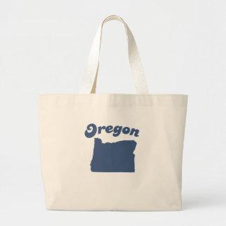 OREGON Blue State Canvas Bag