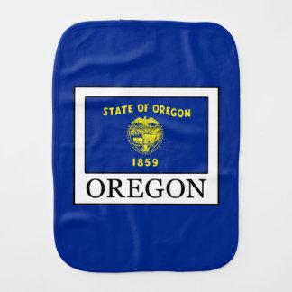 Oregon Burp Cloth