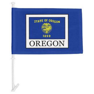 Oregon Car Flag