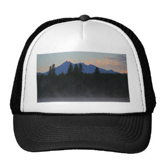 Oregon Cascades at Dawn Cap