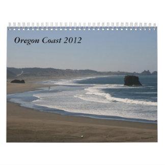 Oregon Coast 2012 Calendars