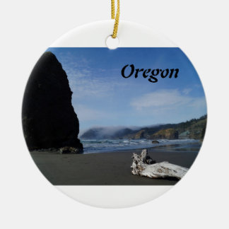Oregon Coast Christmas Ornament
