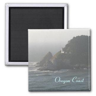 Oregon Coast Lighthouse Magnet