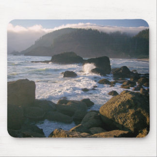 Oregon coast mouse mat