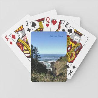 Oregon Coast Playing Cards