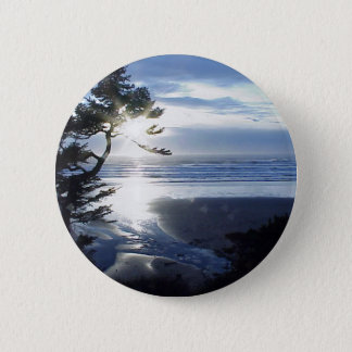 Oregon Coast Products 6 Cm Round Badge