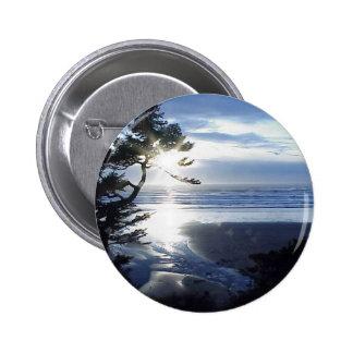 Oregon Coast Products 6 Cm Round Badge