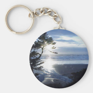 Oregon Coast Products Key Ring