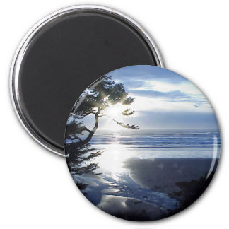 Oregon Coast Products 6 Cm Round Magnet