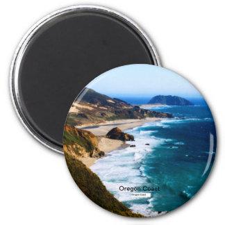 Oregon Coast refrigerator magnet