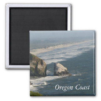 Oregon Coast Rocks Magnet