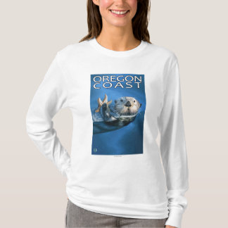 Oregon Coast Sea Otter T-Shirt