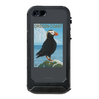 Oregon Coast Tufted Puffin Incipio ATLAS ID™ iPhone 5 Case