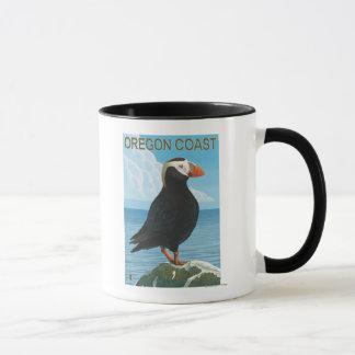 Oregon Coast Tufted Puffin Mug