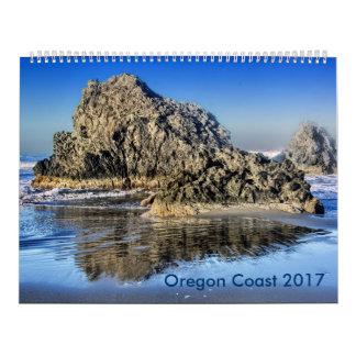 Oregon Coastal Images Calendar