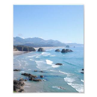 Oregon Coastal Viewpoint Photograph
