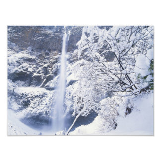 Oregon, Columbia Gorge National Scenics Area, Photo Print