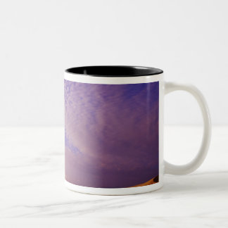 Oregon Dunes National Recreation Area, Oregon Two-Tone Coffee Mug