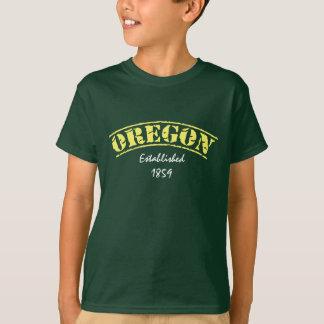 Oregon Established T-Shirt