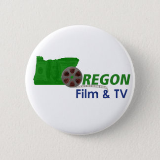 Oregon Film and TV Buttons
