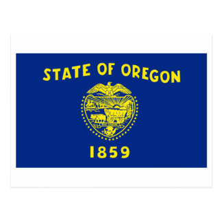 Oregon FLAG International Postcard