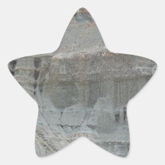 Oregon Fossil Beds Star Sticker