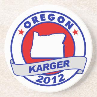 Oregon Fred Karger Coasters