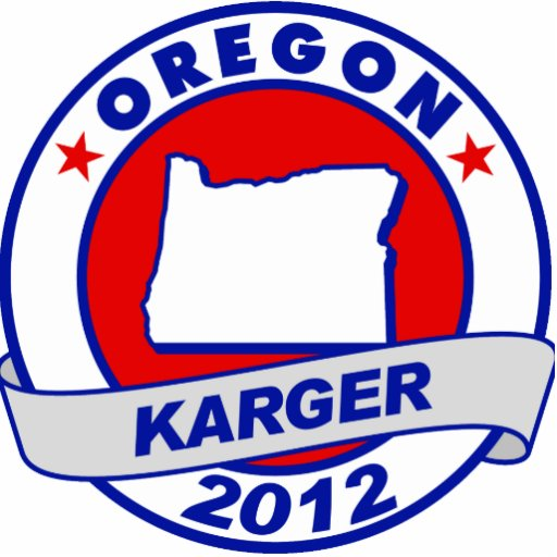 Oregon Fred Karger Photo Cut Out