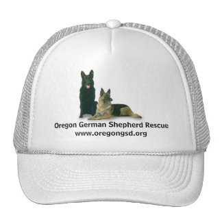 Oregon German Shepherd Rescue Hat