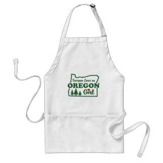 Oregon Girl Aprons