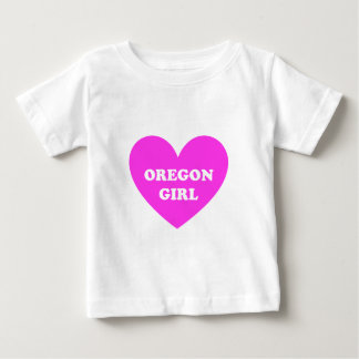 Oregon Girl Baby T-Shirt