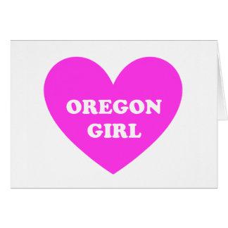 Oregon Girl Card