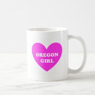 Oregon Girl Coffee Mug