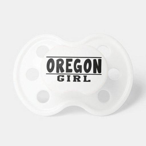 Oregon girl designs pacifiers