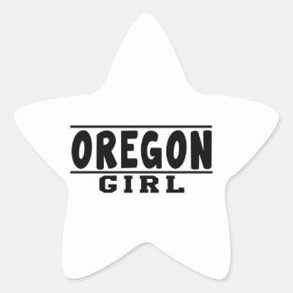 Oregon girl designs star stickers