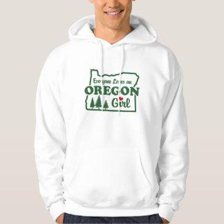Oregon Girl Hoodie