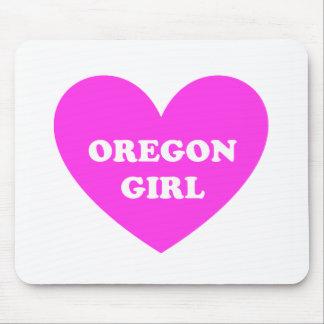 Oregon Girl Mousepads