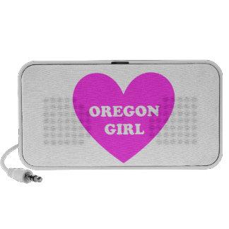 Oregon Girl iPod Speaker