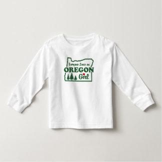 Oregon Girl Toddler T-Shirt