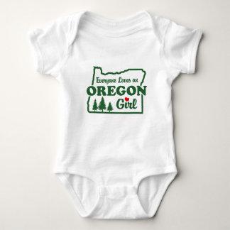 Oregon Girl Shirts