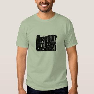 Oregon Girls rock! Shirt