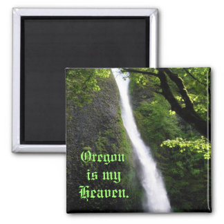 Oregon Heaven Magnet